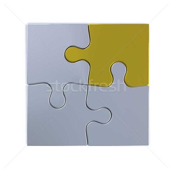 Stok fotoğraf: Altın · parça · örnek · gümüş · bir