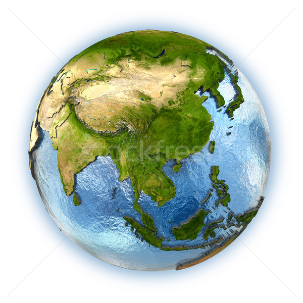 southeast Asia Stock photo © Harlekino