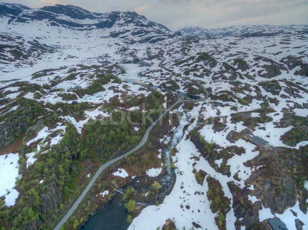 Ryfylke pass Stock photo © Harlekino