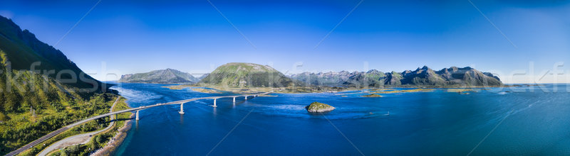 Bridge Stock photo © Harlekino
