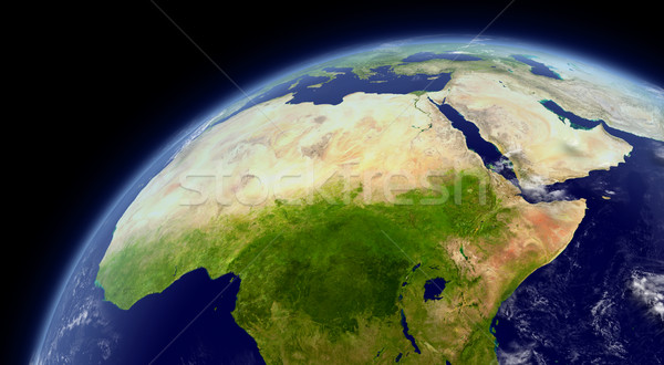 North Africa Stock photo © Harlekino