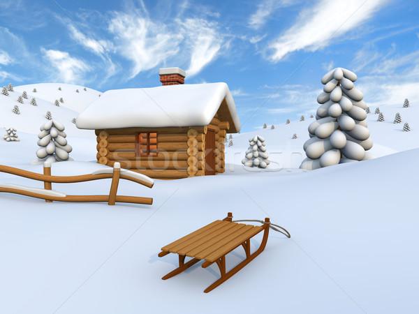 Winter Stock photo © Harlekino