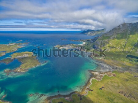 Norway Stock photo © Harlekino