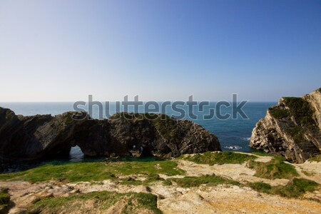 Jurassic coast Stock photo © Harlekino