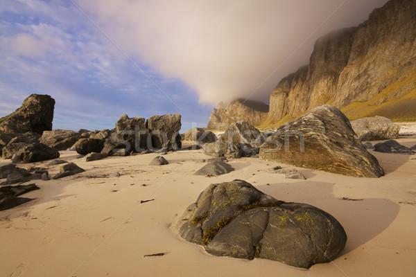 Сток-фото: острове · Норвегия