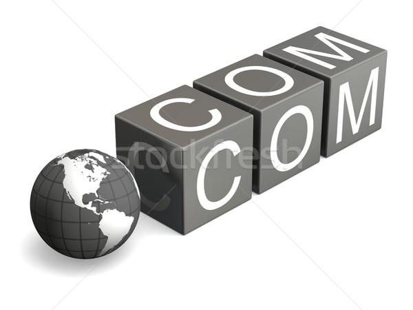 Dot com Stock photo © Harlekino