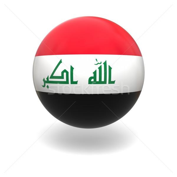 Iraq flag Stock photo © Harlekino