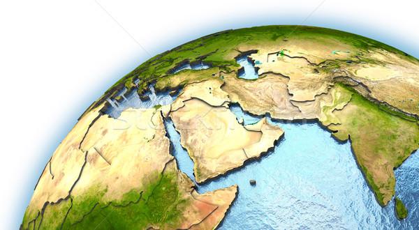 Middle East Stock photo © Harlekino
