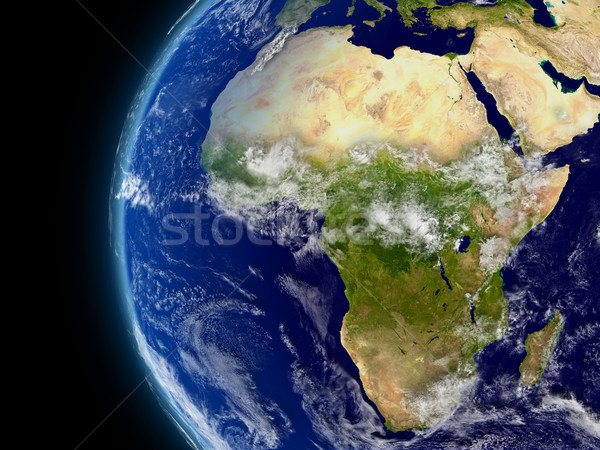 Africa Stock photo © Harlekino