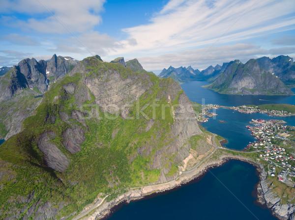 Norway Stock photo © Harlekino