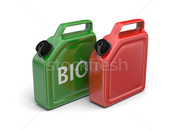 Bio fuel Stock photo © Harlekino