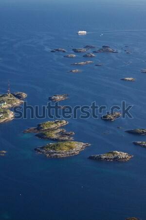 Norwegian sea Stock photo © Harlekino
