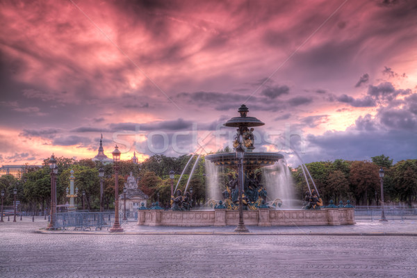 La Concorde Stock photo © Harlekino