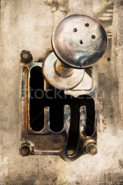 gear box Stock photo © Hasenonkel