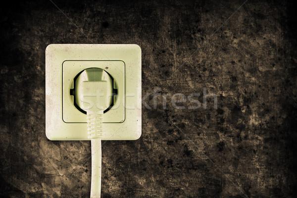 socket Stock photo © Hasenonkel