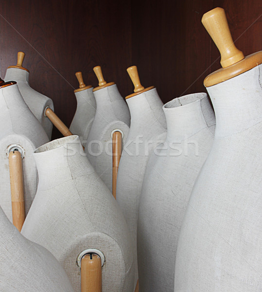 Mannequins Stock photo © Hasenonkel