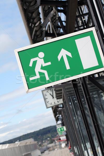 exit Stock photo © Hasenonkel
