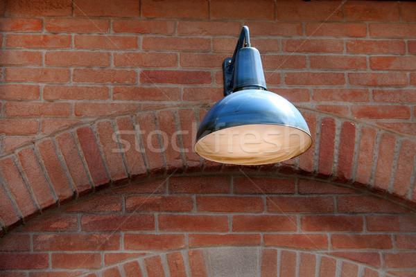 old streetlight Stock photo © Hasenonkel
