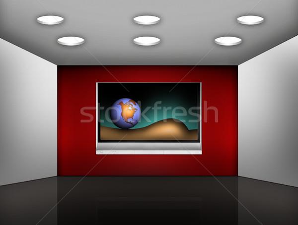 media room Stock photo © Hasenonkel