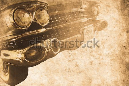 old car Stock photo © Hasenonkel