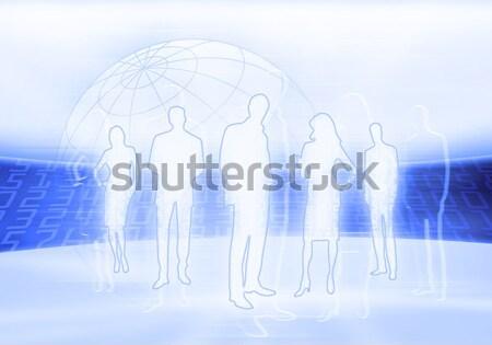 Business women Stock photo © Hasenonkel