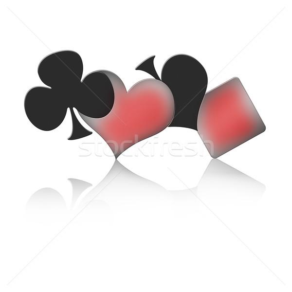 gamble Stock photo © Hasenonkel
