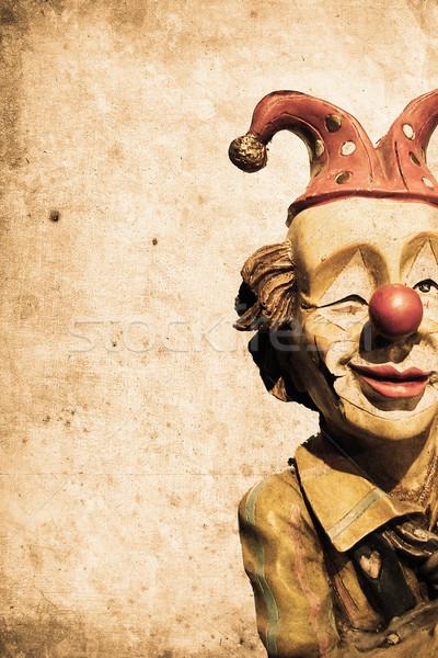 Clown Stock photo © Hasenonkel