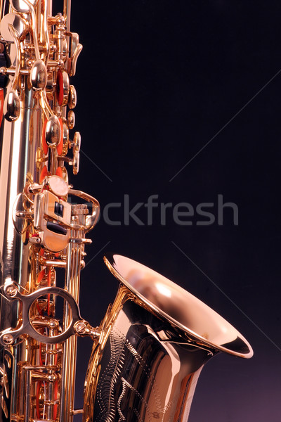 Stock photo: SAX