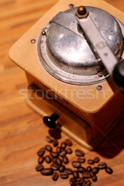 coffee mill Stock photo © Hasenonkel