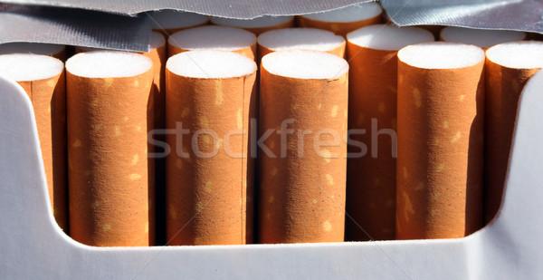 cigarettes Stock photo © Hasenonkel