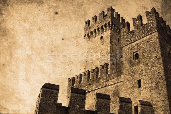 Castle Stock photo © Hasenonkel
