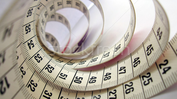tape measure Stock photo © Hasenonkel