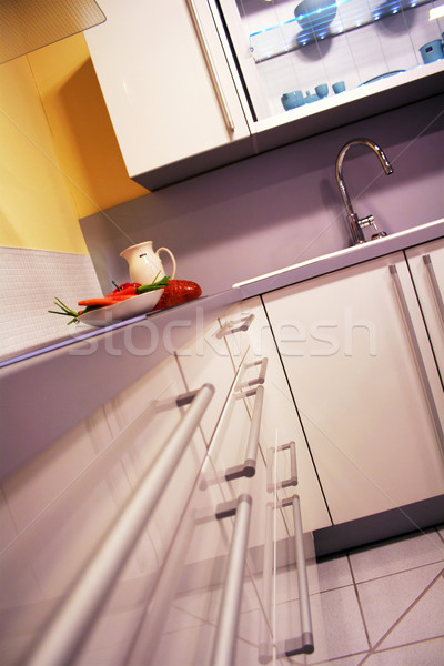 kitchen Stock photo © Hasenonkel
