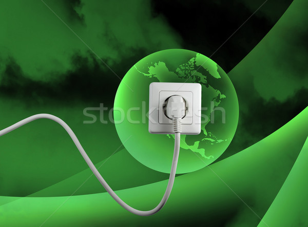 free energy Stock photo © Hasenonkel