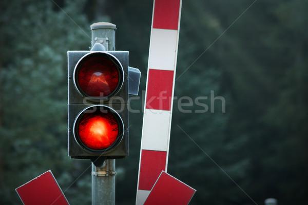 Railroad-others Stock photo © Hasenonkel