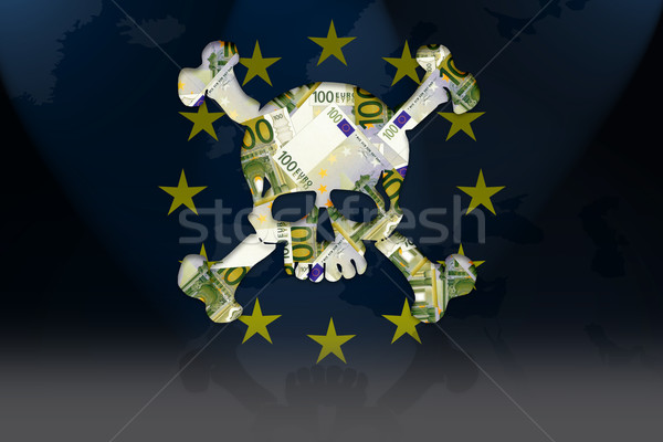 money dept Stock photo © Hasenonkel