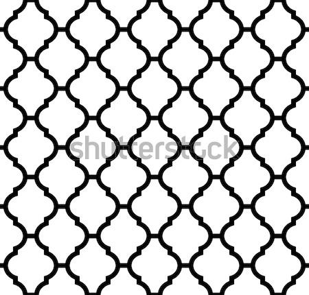 moroccan pattern Stock photo © hayaship