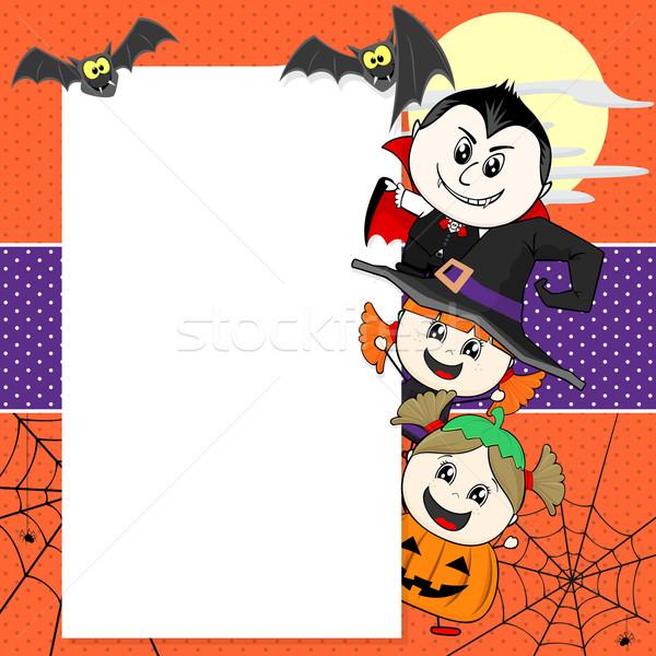 halloween Stock photo © hayaship