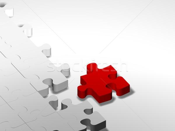 puzzle Stock photo © hayaship