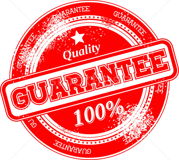 guarantee grunge stamp Stock photo © hayaship
