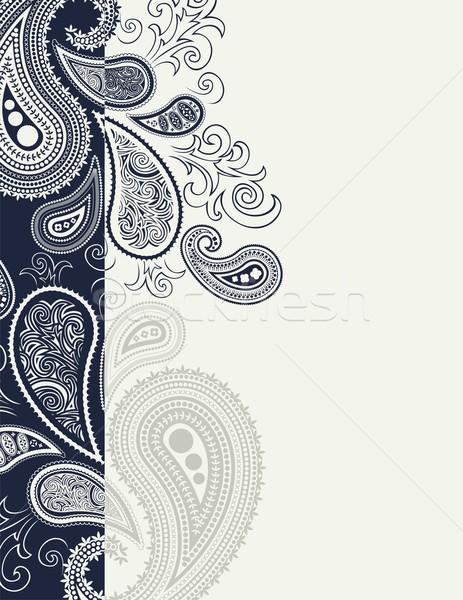 Keret vektor formátum egyéni tárgyak könnyű Stock fotó © hayaship