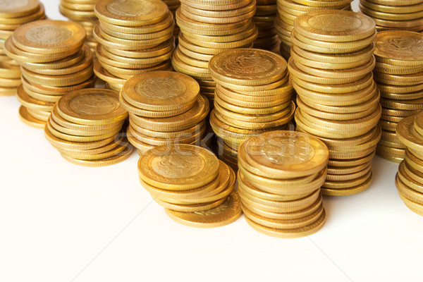 golden coins  Stock photo © hayaship