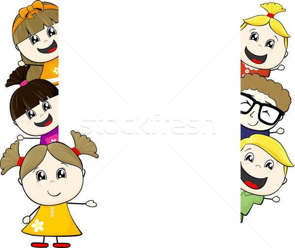 child board Stock photo © hayaship