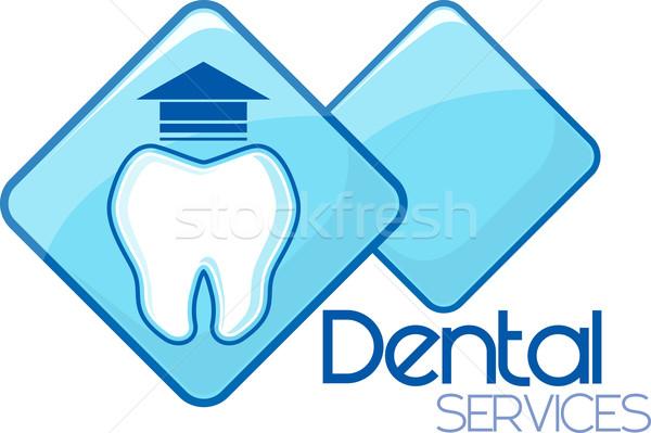 dental extraction services design Stock photo © hayaship