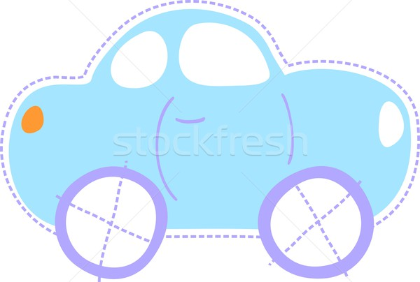 baby little car Stock photo © hayaship