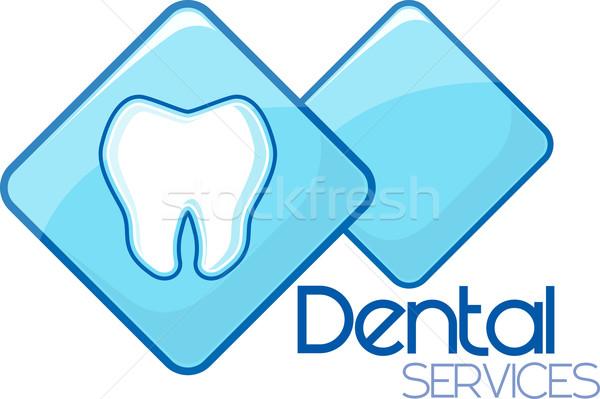 dental services design Stock photo © hayaship
