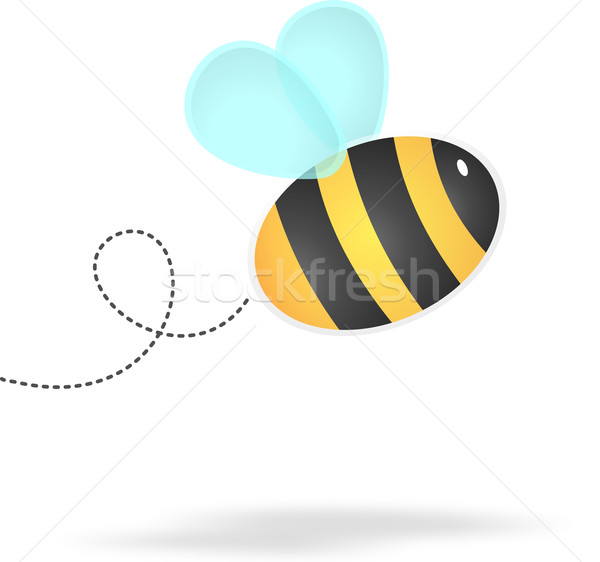 baby bee Stock photo © hayaship