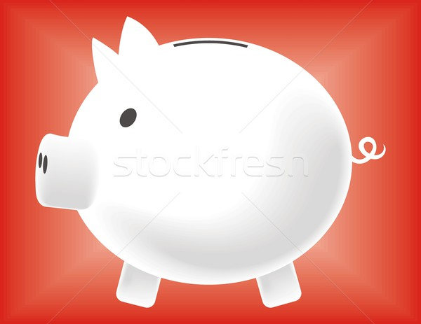 piggybank Stock photo © hayaship