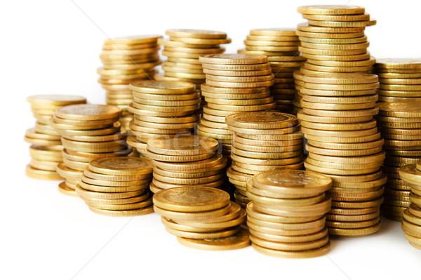 money coins Stock photo © hayaship