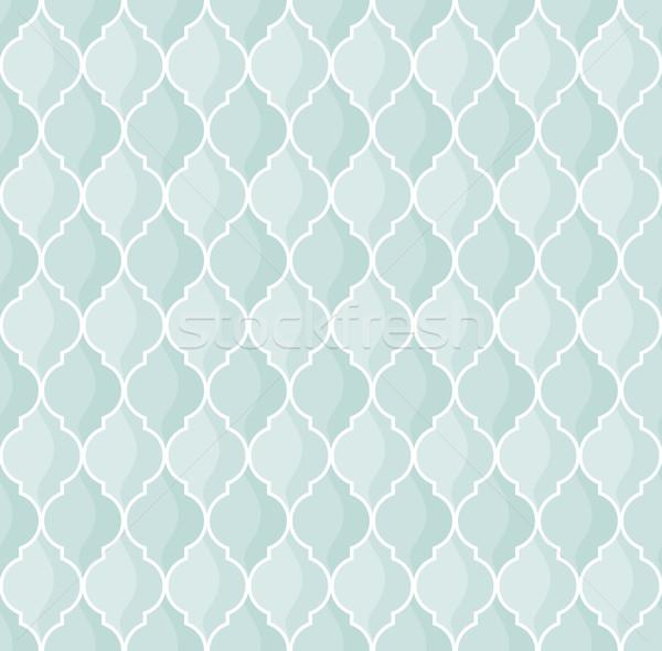moroccan seamless pattern vector Stock photo © hayaship